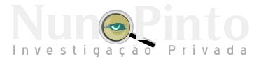Detective Privado / Particular Nuno Pinto